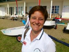 Claudia Tosi, team leader